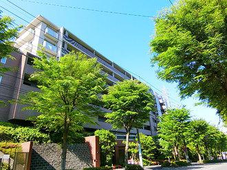 ザ・パークハウス東戸塚の外観