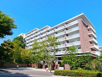 ザ・パークハウス東戸塚レジデンスの外観