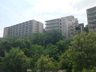 グランドメゾン東戸塚の外観