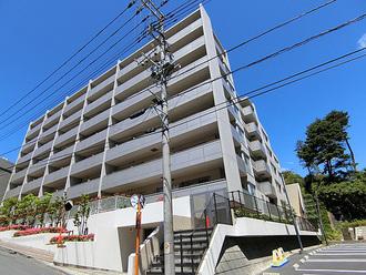 エルステージ東戸塚パークテラスの外観