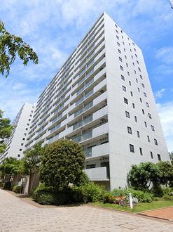 ニューシティ東戸塚パークヒルズの外観
