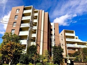 ザ・パークハウス東戸塚テラスの外観