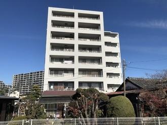 パークハウス湘南辻堂の外観