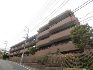 東戸塚パーク・ホームズの外観