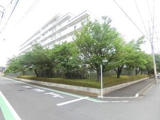 グリーンコーポ東戸塚の外観