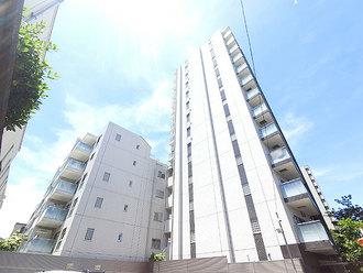 ザ・パークハウス新宿柏木の外観