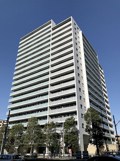 ザ・パークハウス新宿タワーの外観