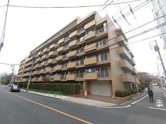 中野弥生町ハウスの外観