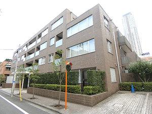 パークハウス赤坂新坂の外観