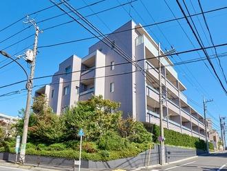 ザ・パークハウス桜新町翠邸の外観