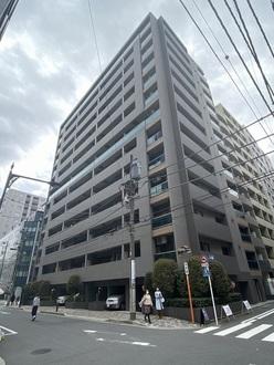 クレストフォルム日本橋 シティスクエアの外観