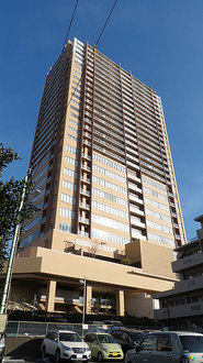 BELISTAタワー東戸塚の外観