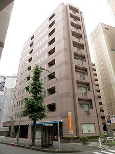 グレイス横浜ポートシティの外観