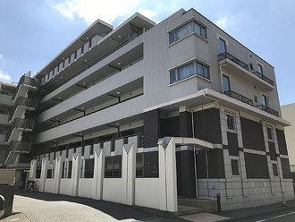 ヴェルビュ横浜の外観