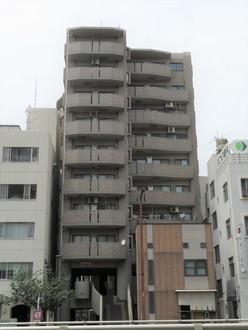 ビッグヴァンベイフロント横浜の外観