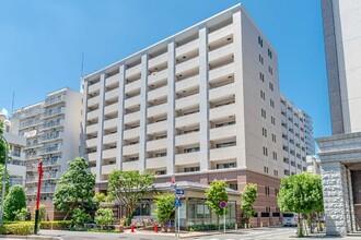 パークホームズ横濱山下町の外観
