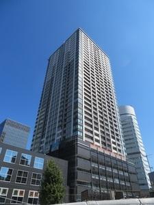 パークタワー横浜ステーションプレミアの外観