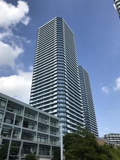 ザ・ヨコハマタワーズ タワーウエストの外観