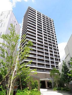 ザ・パークハウス浦和タワーの外観