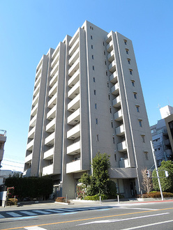 浦和高砂パークハウスの外観