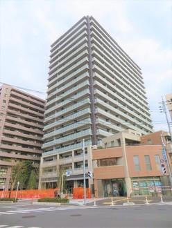 ザ・パークハウス川口本町の外観