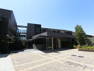 ザ・パークハウス上石神井レジデンスの外観