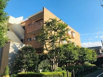 藤和高井戸東ホームズの外観