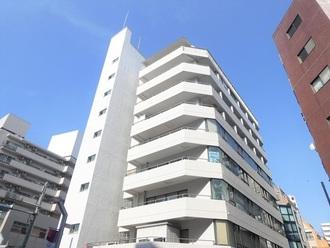 藤和シティコープ高円寺南・春木屋ビルの外観