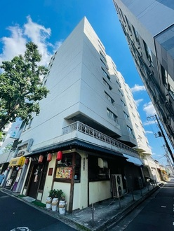 メトロ新高円寺マンションの外観