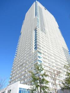 ザ・パークハウス晴海タワーズクロノレジデンスの外観