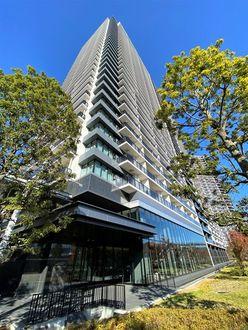 シティタワーズ東京ベイ セントラルタワーの外観