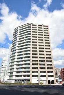 ザ・パークハウス広島駅前通りの外観
