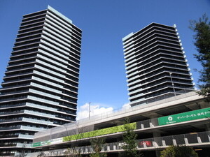 ザ・パークハウス福岡タワーズ の外観