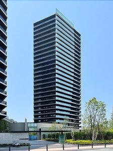 ザ・パークハウス福岡タワーズ WESTの外観