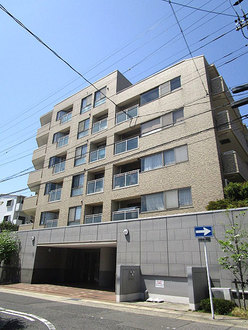 本山パークハウス壱番館の外観