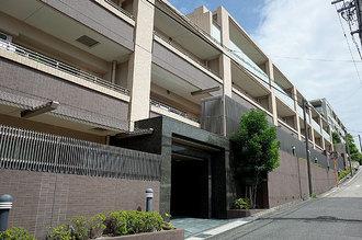 ザ・パークハウス本山日和町の外観