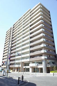 サンマンションアトレ高蔵寺駅前の外観
