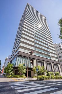 ザ・パークハウス久屋大通ローレルタワーの外観