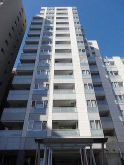 新神戸アパートメントの外観