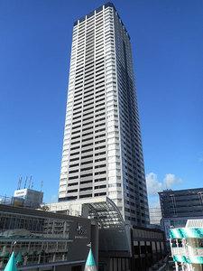 ザ・千里タワーの外観