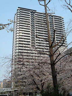 シティタワー東梅田パークフロントの外観