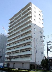 ザ・パークハウス阿倍野昭和町の外観
