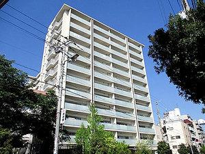 ザ・パークハウス阿倍野三明町の外観