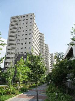 堺東ヴューモの外観