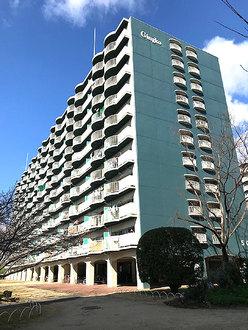 淀川パークハウスの外観