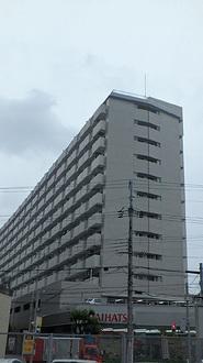 藤和堂島ハイタウンの外観