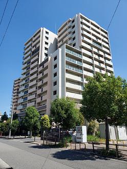 ファミール東加賀屋きらめきの街の外観