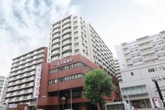 北大阪ハイツの外観