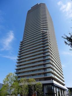 ザ・パークハウス神戸ハーバーランドタワーの外観
