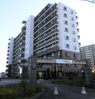 S-FORT船橋塚田の外観